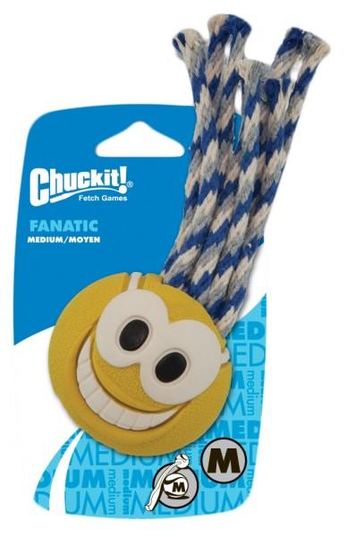 ChuckIt Fanatic Tennis Medium Ball