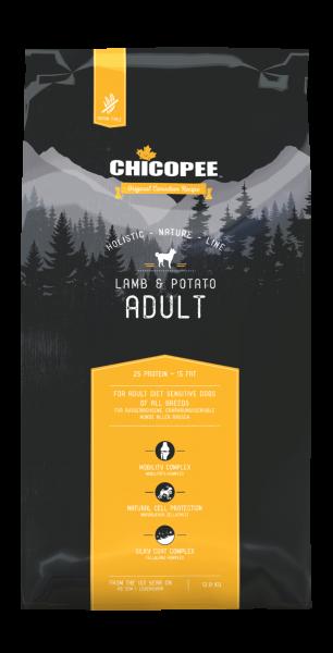 Chicopee Holistic Lamm & Kartoffeln - Adult