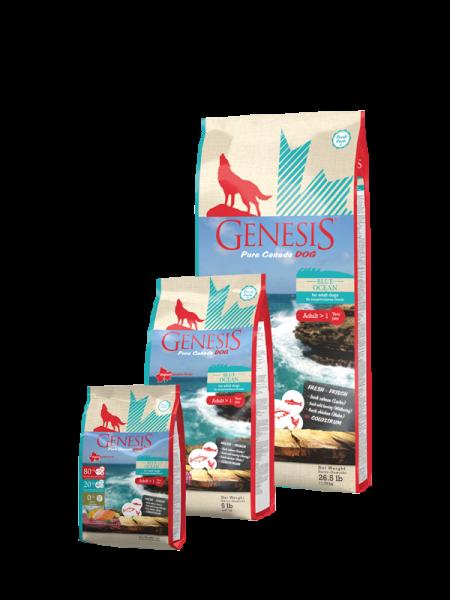 Genesis Pure Canada - Adult Blue Ocean