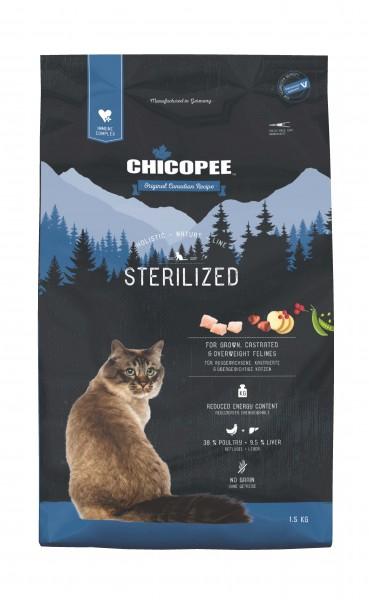 Chicopee Holistic Cat sterilized