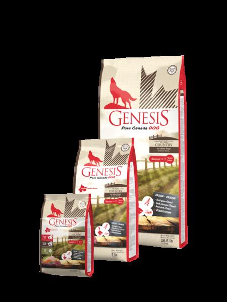 Genesis Pure Canada - Senior Wide Country