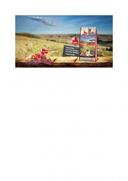 Genesis Pure Canada - Adult Soft Broad Meadow + 907g gratis
