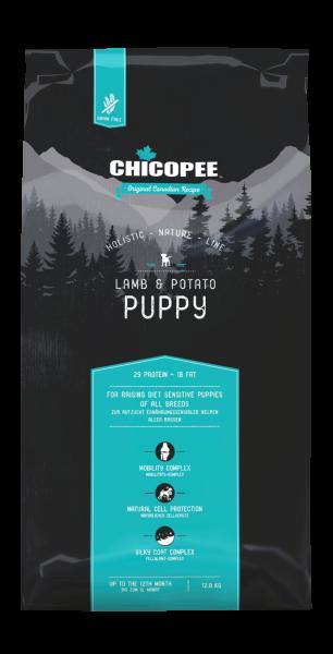 Chicopee Holistic Lamm & Kartoffeln - puppy
